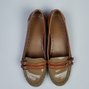 Tahari Sonya slip on loafers